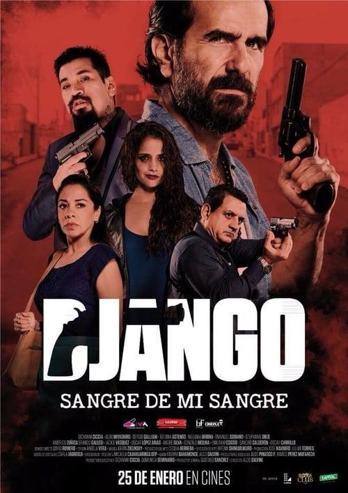 Imagen Django – Sangre De Mi Sangre