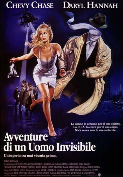 Avventure di un uomo invisibile (1992)