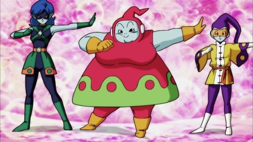 Dragon Ball Super: Season 1 – Episod The Power of Love Explodes?! The 2nd Universe's Witchy Warriors!!