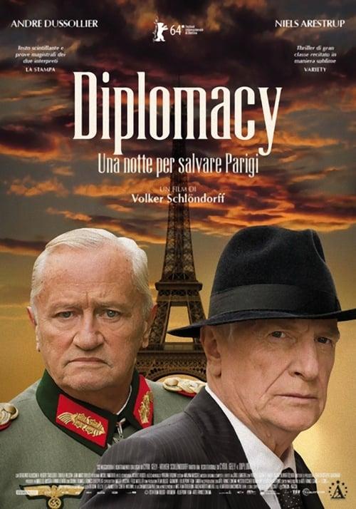 Diplomacy - Una notte per salvare Parigi (2014)
