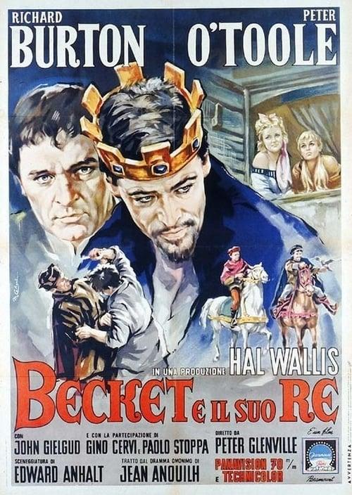 Becket e il suo re (1964)