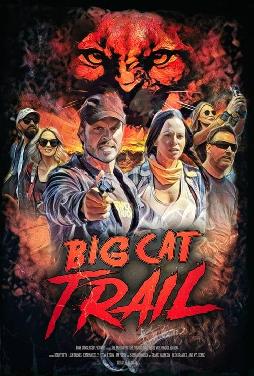 Big Cat Trail Poster