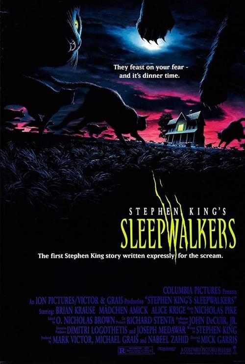 Watch Sleepwalkers (1992) Best Quality Movie