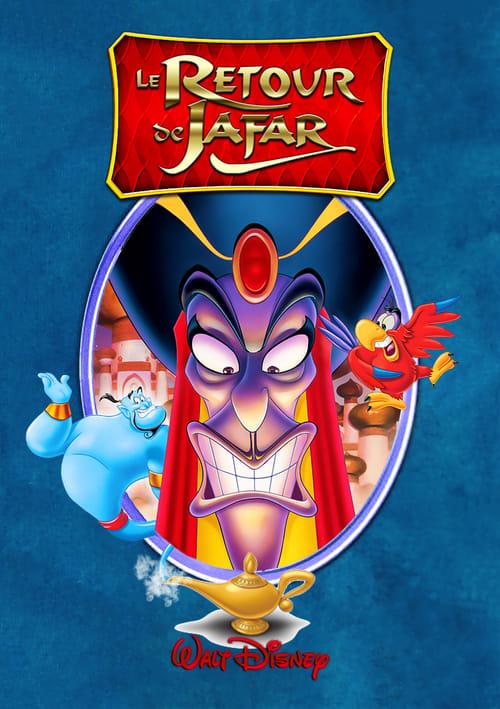 [1080p] Aladdin: Le Retour de Jafar (1994) streaming vf