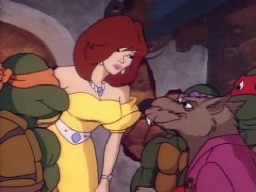 Teenage Mutant Ninja Turtles: Season 3 – Episode April Fool