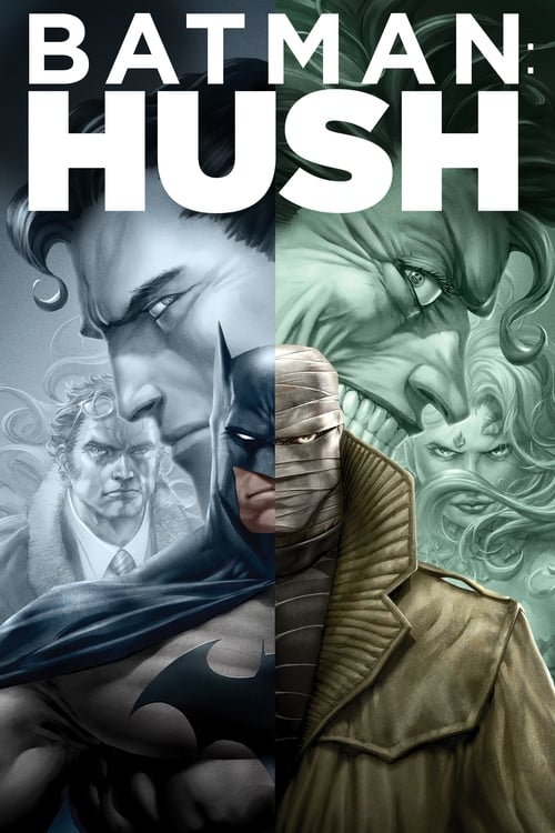 Poster. Batman: Hush (2019)