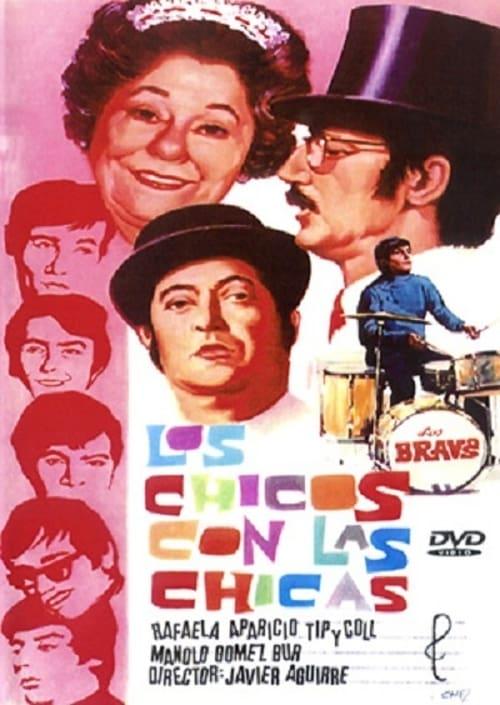 Mira La Película Los chicos con las chicas Gratis En Español