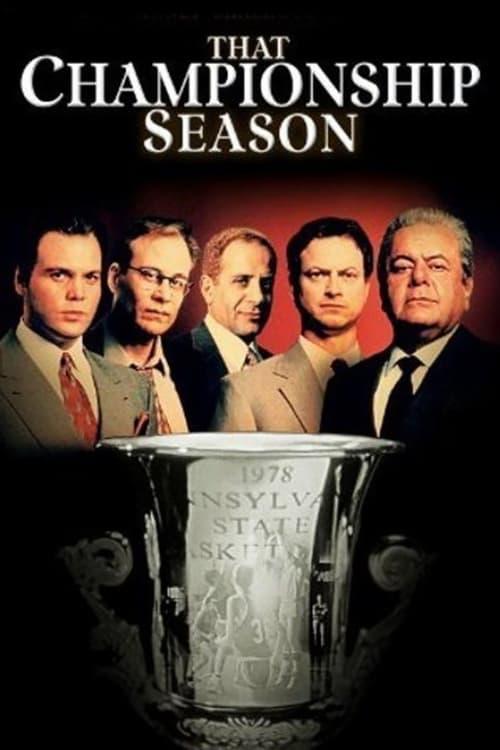 Película That Championship Season Con Subtítulos