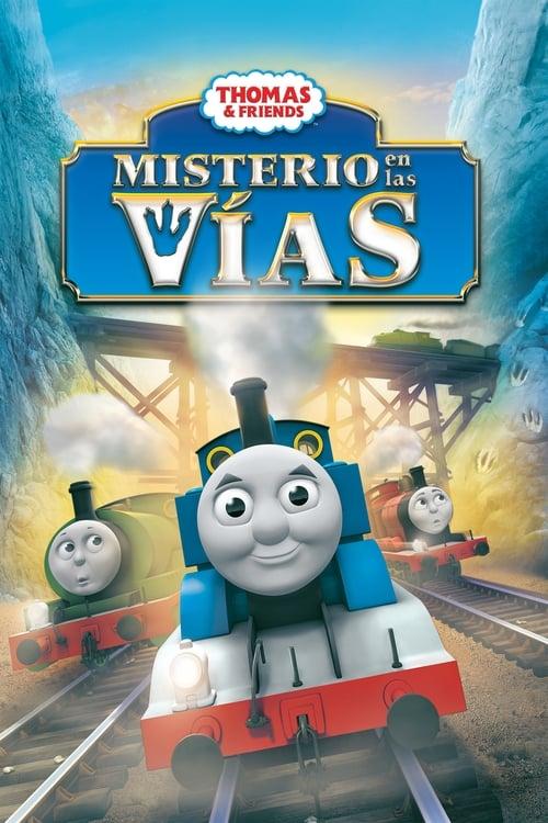 Mira La Película Thomas & Friends: Misterio en las vías Doblada En Español