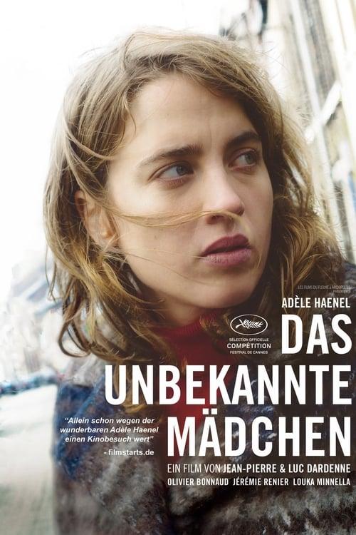 Poster von Das unbekannte Mädchen