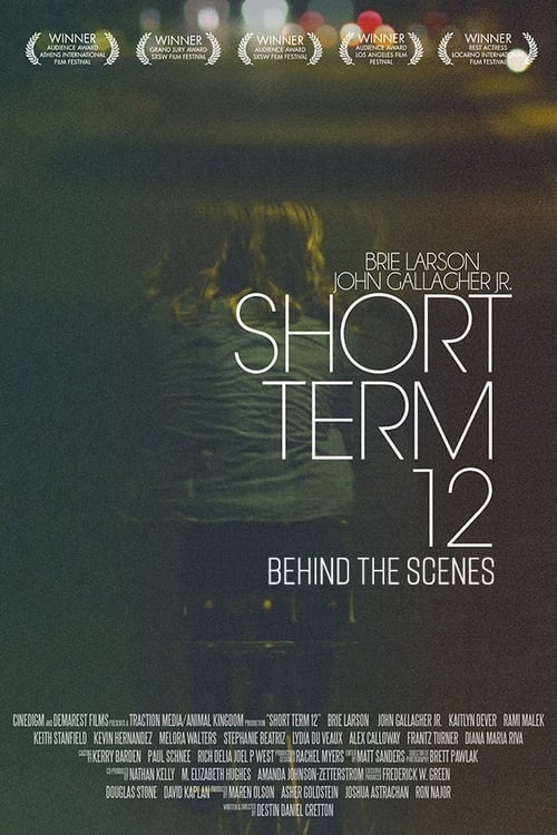 Film Short Term 12: Behind the Scenes Auf Deutsch Online