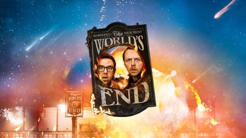 The World's End - Good food. Fine ales. Total Annihilation. - Azwaad Movie Database