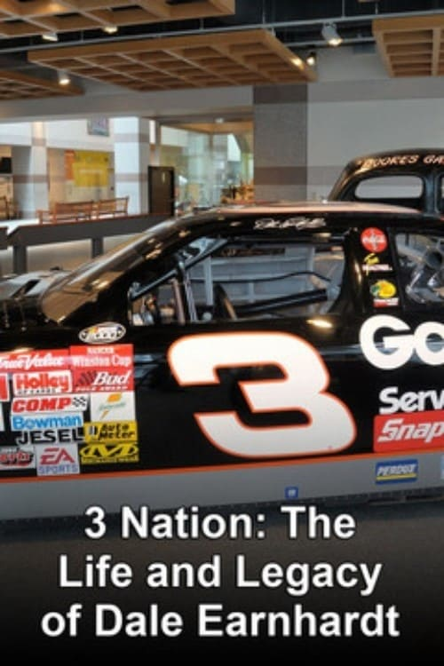 Film 3 Nation: The Life and Legacy of Dale Earnhardt De Bonne Qualité