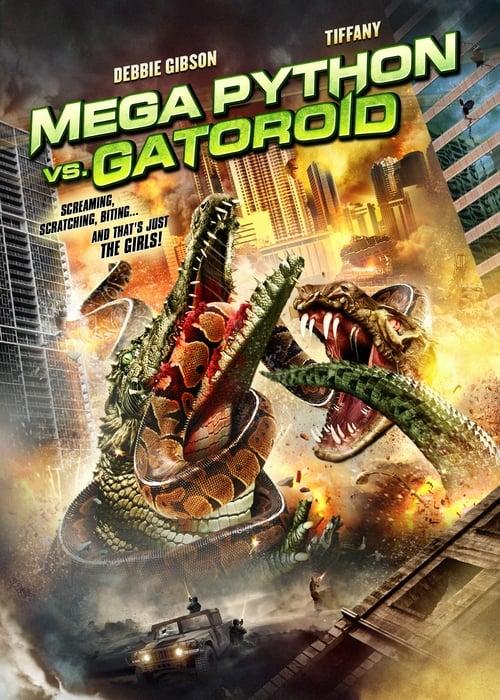 Filme Mega Python vs. Gatoroid Com Legendas