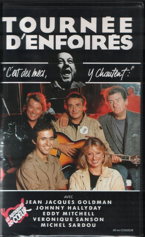 Assistir Filme Les Enfoirés 1989 - Tournée d'Enfoirés Com Legendas Em Português