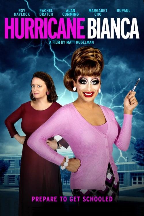 Hurricane Bianca (2016) Poster