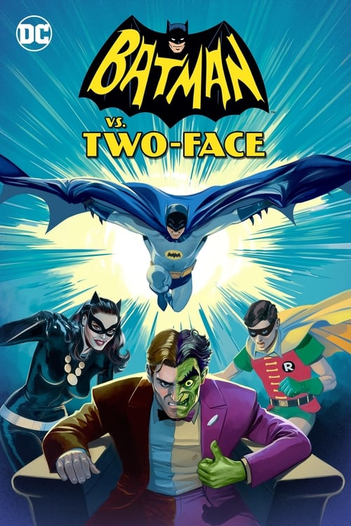 Batman vs. Two-Face Watch Movie