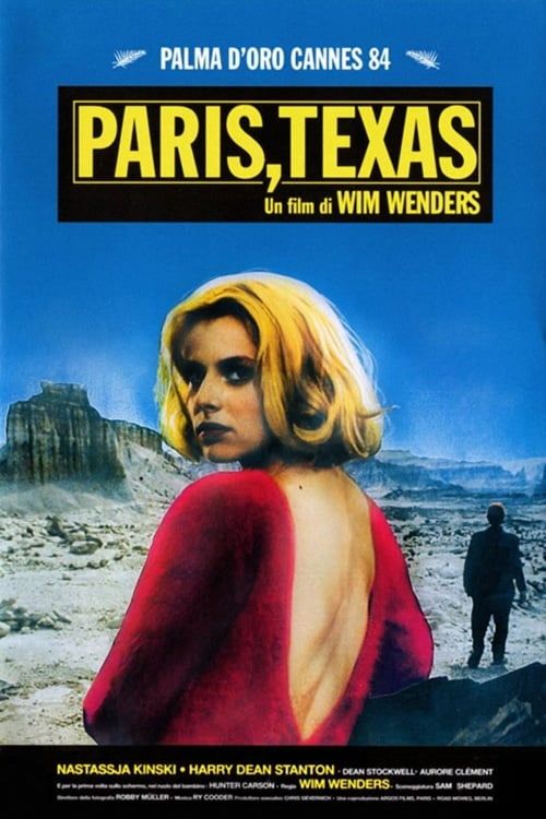 Paris, Texas film en streaming