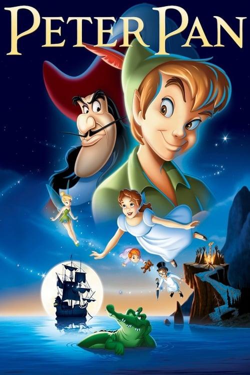 ★ Peter Pan (1953) film vf