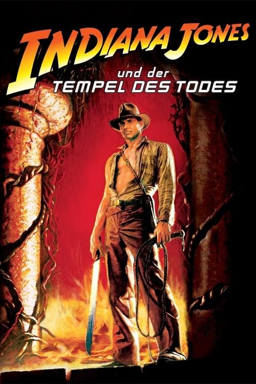 Poster von Indiana Jones und der Tempel des Todes