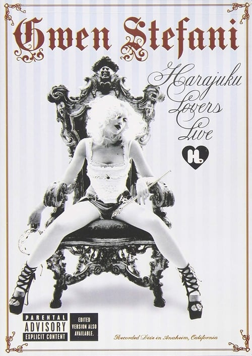 Gwen Stefani: Harajuku Lovers Live (2006)