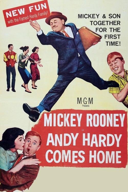 ساعة Andy Hardy Comes Home باللغة العربية