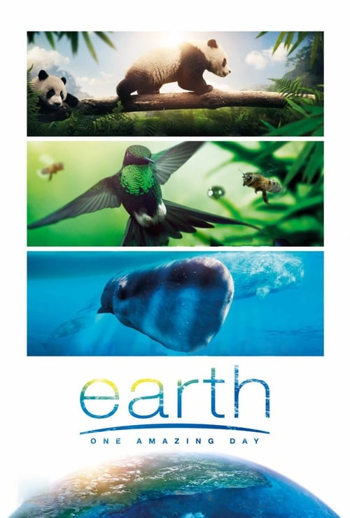Earth: One Amazing Day poster