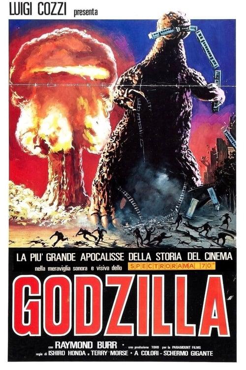 ® Godzilla (1977) •