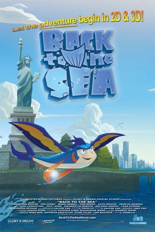 Mira La Película Back To The Sea En Buena Calidad
