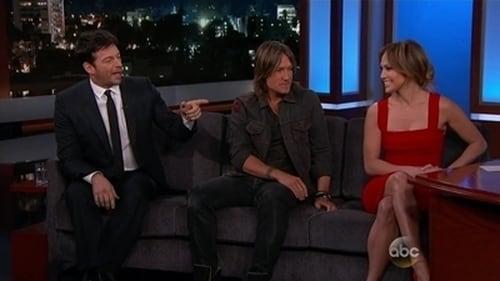 Jimmy Kimmel Live!: Season 13 – Episod Jennifer Lopez, Keith Urban, Harry Connick Jr., Ryan Seacrest, Eric Andre