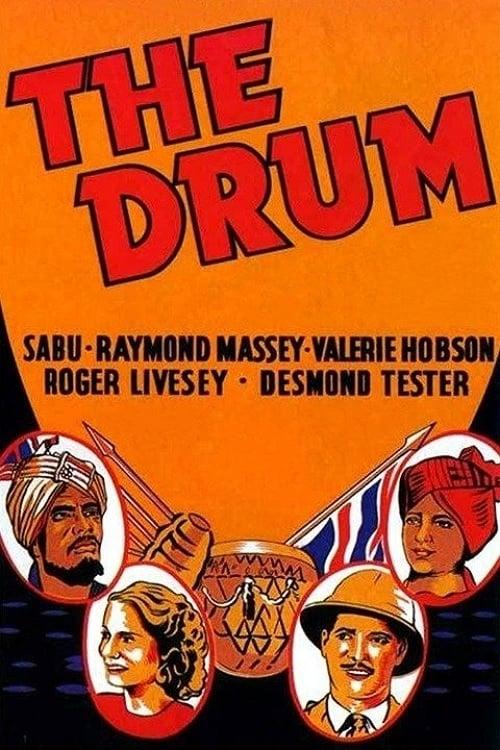 ✪ The Drum (1938) ★