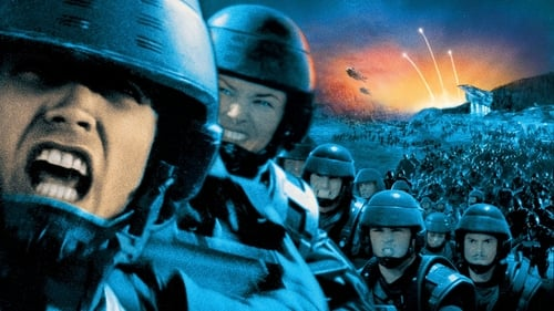 Subtitles Starship Troopers (1997) in English Free Download | 720p BrRip x264