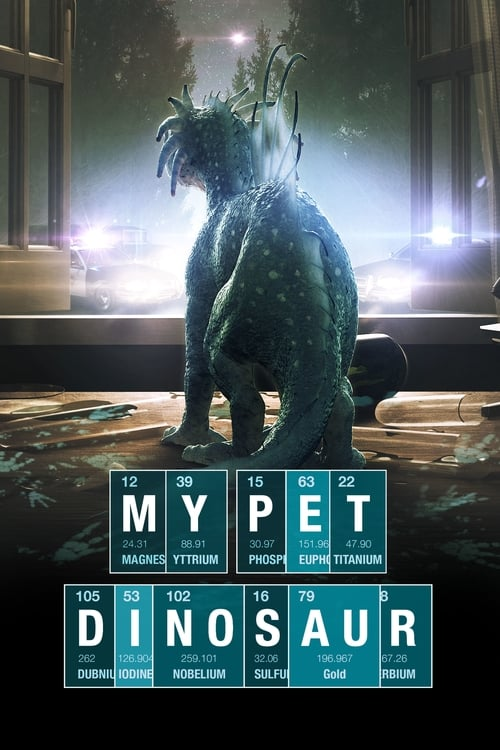 My Pet Dinosaur Movie Poster