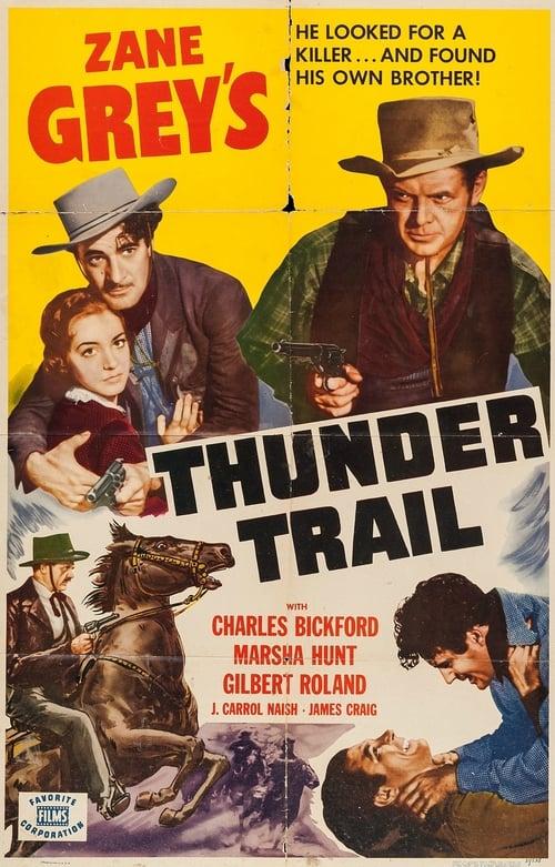 Assistir Filme Thunder Trail Em Boa Qualidade Gratuitamente