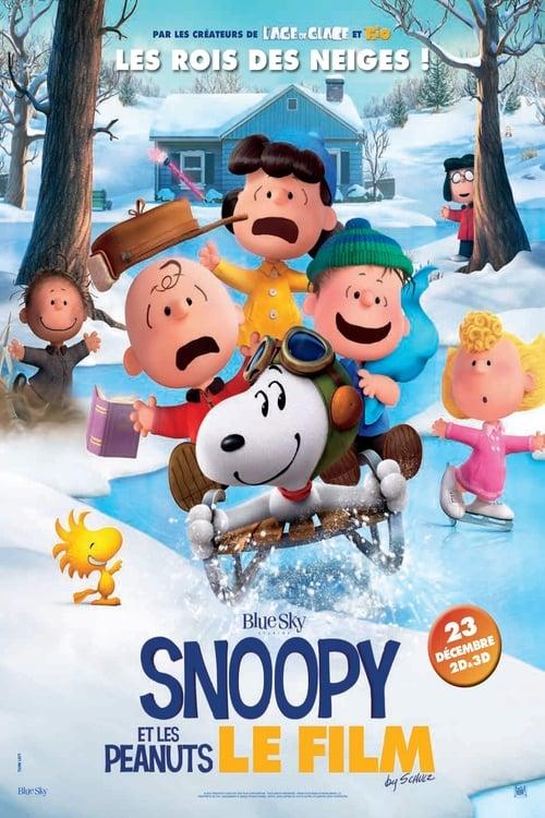 [HD] Snoopy et les Peanuts: Le film (2015) streaming Amazon Prime Video