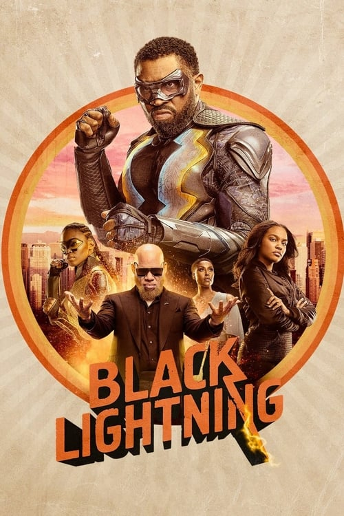 Black Lightning: Temporada 2