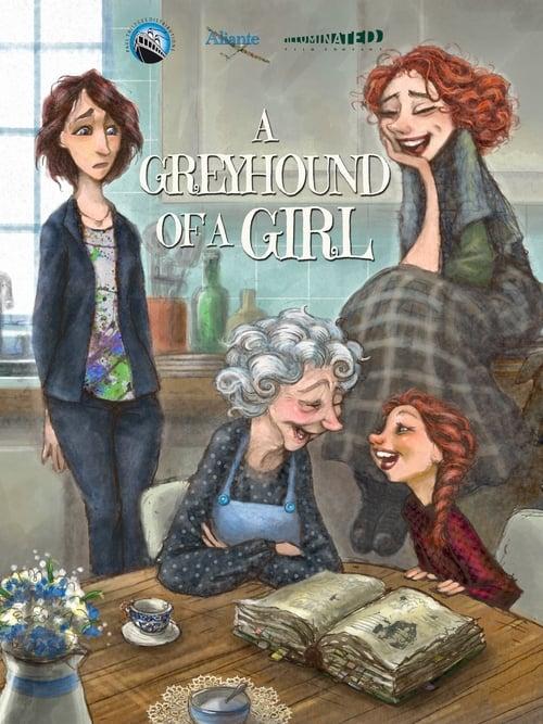 Película A Greyhound of a Girl En Español En Línea
