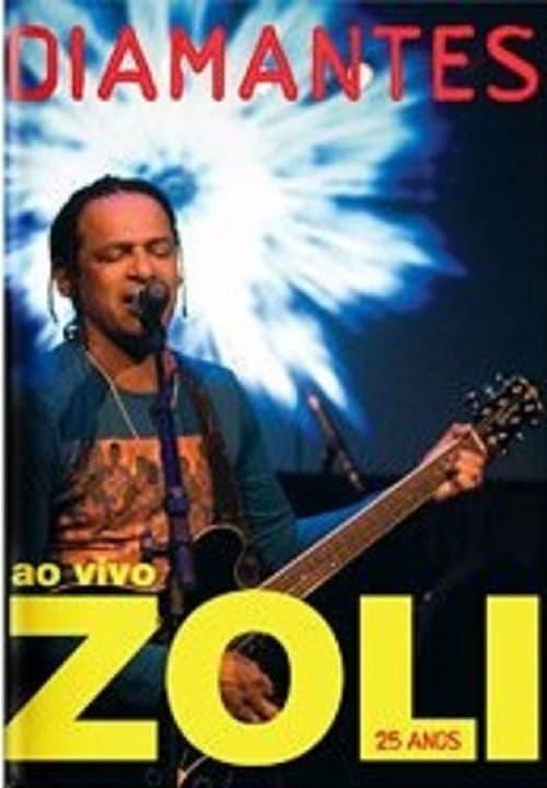 Claudio Zoli - Diamantes Ao Vivo poster