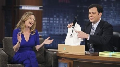 Jimmy Kimmel Live!: Season 8 – Episod Ellen Pompeo, Michael Strahan, Puddle of Mudd