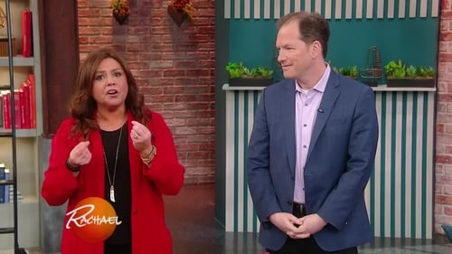 Rachael Ray - Season 13 - Episode 153: Dr. Michael Breus; Kelly LeVeque; Rotisserie Chicken Ragu with Bacon and Peas