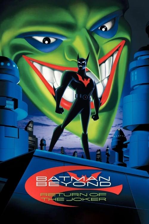 Largescale poster for Batman Beyond: Return of the Joker