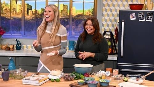 Rachael Ray - Season 13 - Episode 77: Gwyneth Paltrow's Fish Tacos + Big Medical Myths