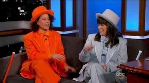 Jimmy Kimmel Live 2015 Hd Tv: Season 13 – Episode Danny DeVito, Abbi Jacobson, Ilana Glazer, Bad Suns