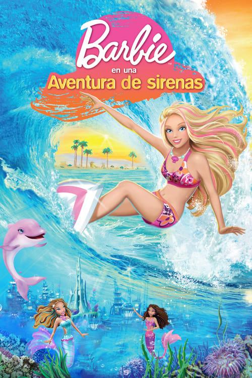 Ver Barbie en Una Aventura de Sirenas Duplicado Completo