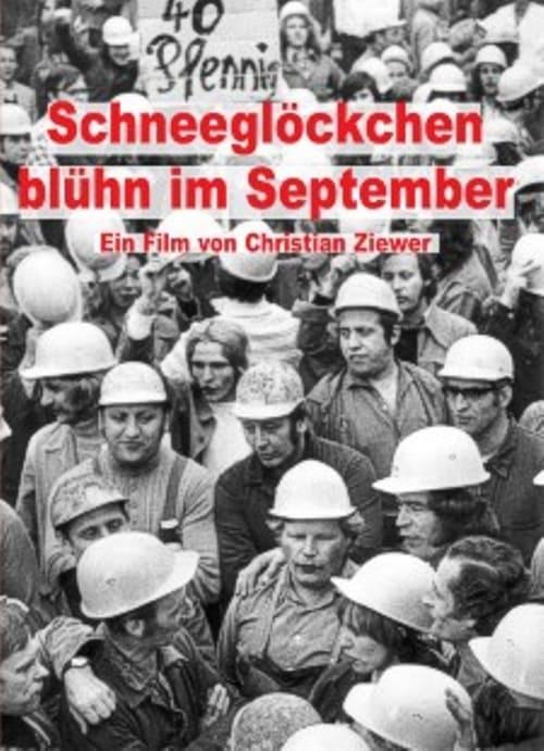 Filme Schneeglöckchen blühn im September Com Legendas