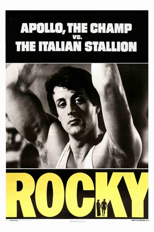 Rocky film en streaming