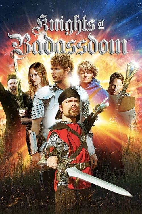 Largescale poster for Knights of Badassdom