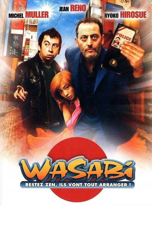 [1080p] Wasabi (2001) film en français