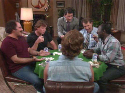 Married... with Children - Season 1 - Episode 8: The Poker Game