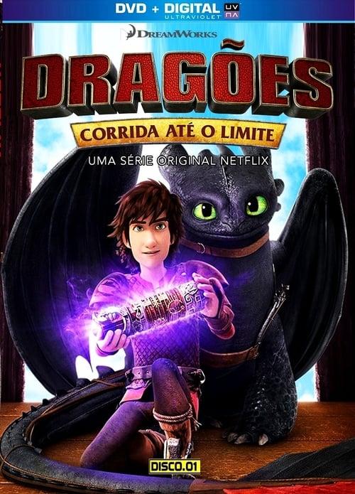 Assistir Dragões: Corrida até o Limite